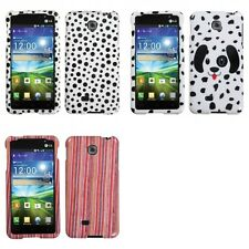For LG Escape P870 Design Snap-On Hard Case Phone Cover