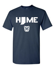 butler university Bulldogs Home t-shirt New basketball football