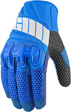 Icon Overlord Mesh Gloves Blue
