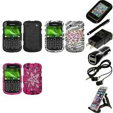 For BlackBerry Bold Touch 9900 9330 Diamond Diamante Bling Case Accessories