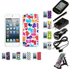 For Apple iPod Touch 5th 6th Gen TPU Design Case Phone Cover Accessories