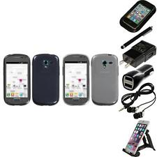 For Samsung Galaxy Exhibit T599 TPU Rubber Skin Flexible Case Cover Accessories