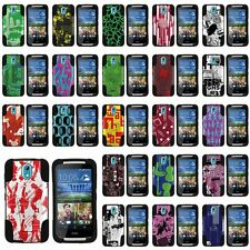 Case For HTC Desire 526 | 526G Stand Shell Hybrid Camo Print Design Dual