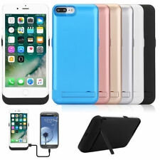 Battery Backup Charger 10000mAh External Power Case Cover For iPhone 7 7 Plus