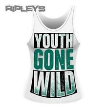 Official Skinny T Shirt ASKING ALEXANDRIA Youth Gone Wild Vest All Sizes