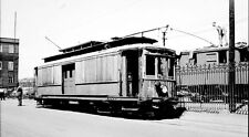 Negative - Lehigh Valley Transit Electric Line Car No. 79