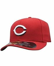 New Era MLB Cincinnati Reds Youth Home On Field 59FIFTY Fitted Cap NWT