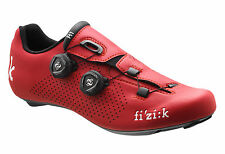 Fizik R1B Road Cycling Shoes 2017 - Red