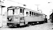Negative - Lehigh Valley Transit Electric Interurban Car No. 435