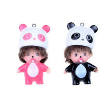Super-Kawaii Baby Dolls Toy Panda doll Plush Phone String Plush Stuffed Pendant