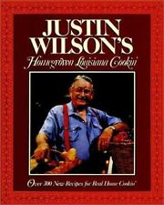 Justin Wilson's Homegrown Louisiana Cookin' by Justin Wilson (1990, Hardcover)