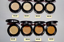 MAC STUDIO FINISH SPF 35 CONCEALER 7g VARIOUS SHADES - MADE IN CANADA