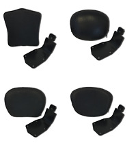 Fixed Position Driver's Backrest for '99-up Yamaha Road Star 1600 1700 Silverado