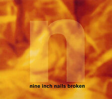Broken by Nine Inch Nails (CD, 1992, TVT (Dist.))
