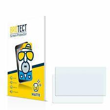 2x BROTECT Matte Screen Protector for TomTom GO Live 825 M Europe Protection