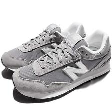 New Balance ML515RSA D Grey Suede Men Running Shoes Sneakers ML515RSAD