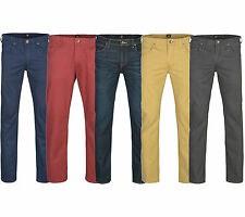 NEW Lee Trousers Men's Jeans Cloth Denim Brand Arvin, Daren Zip Fly SALE