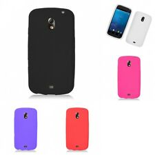 For Samsung Droid Prime i515 Case Silicon Gel Rubber Soft Flexible Phone Cover
