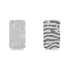 For Alcatel Ultra 960C / Authority Case Bling Luxury Fashion Cute Hard Cover