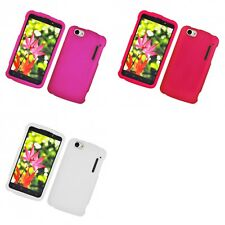 For Alcatel Ultra 960C / Authority Hard Snap-On Rubberized Phone Skin Case Cover