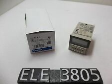 NEW Omron H3CA-A Solid State Timer (ELE3805)