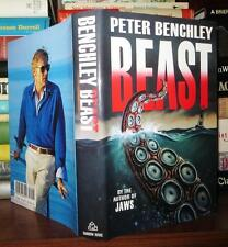 Benchley, Peter BEAST  1st Edition 1st Printing