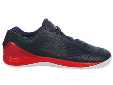 NEW MENS REEBOK CROSSFIT NANO 7.0 TRAINING SHOES TRAINERS COLLEGIATE NAVY / PRIM