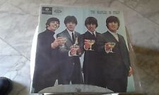 THE BEATLES IN ITALY MEGA RARE ISRAEL ONLY  ISRAELI LP 1ST
