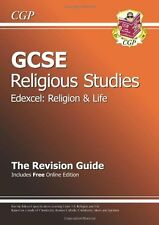 GCSE Religious Studies Edexcel Religion and Life Revision Guide (with online ed