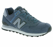 New New Balance 574 Shoes Men's Sneakers Sneakers Blue ML574CUB