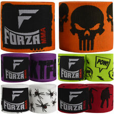 """Forza MMA 180"""" Mexican Style Boxing Handwraps - 5-Pack"""