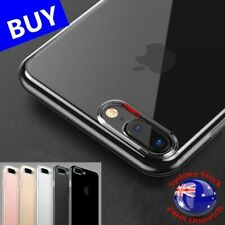 Ultra Thin SOFT TPU Silicon Gel CLEAR Case for Iphone X and Iphone 7 Plus 8plus