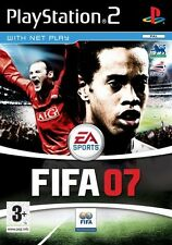 FIFA 07 (PS2), Very Good PlayStation2, Playstation 2 Video Games