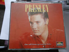 Elvis Presley all time greatest hits fatbox 2cd