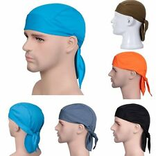 Men Unique Outdoor Sports Bandana Head Scarf Motorcycle Bicycle Cap Headwrap