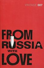 From Russia with Love: James Bond 007 (Vintage Classics),PB,Ian Fleming - NEW