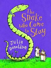 The Snake Who Came to Stay (Little gems), Julia Donaldson   Paperback Book   Goo