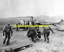USMC Sikorsky HO5S-1 Helicopter Photo Military Black n White Aircraft  War