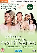 At Home With The Braithwaites - Series 2 - second series (DVD, 2006, 2-Disc Set)