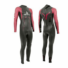 New! Aqua Sphere 2017 Challenger Mens Wetsuit Triathlon Open Water Swimming