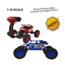 1/18 2.4GHZ 4WD Radio Remote Control Off Road RC Car ATV Buggy Monster Truck Toy