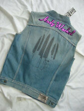 Pepe Jeans Andy Warhol Jeans vest Ladies Size XS, M RP NEW