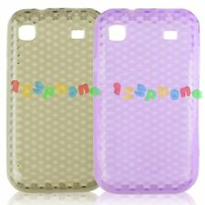 DIAMOND TPU SILICONE GEL BACK COVER CASE FOR SAMSUNG GALAXY S i9000