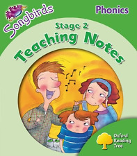 Oxford Reading Tree Songbirds Phonics: Level 2: Teaching Notes, Good Condition B