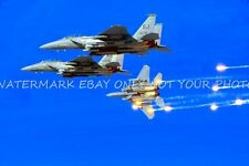U.S. Air Force F-15E Strike Eagle Aircraft F-15  PHOTO Military 335th Fighter