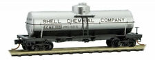 Micro-Trains MTL N-Scale 39ft Single Dome Tank Car Shell Oil/Chemical #1006