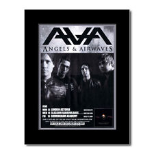 ANGELS AND AIRWAVES - UK Tour 2006 Mini Poster