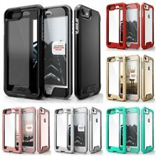 For Apple iPhone 5/5S/SE ZIZO ION Case Tempered Glass Tough Armor Hard Cover