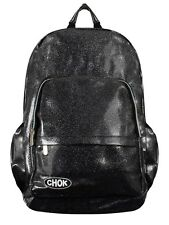 Chok Holographic Glitter Grey Backpack