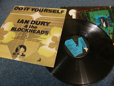 IAN DURY AND THE BLOCKHEADS - DO IT YOURSELF , STIFF 1979 , EX/VG++ ,LP